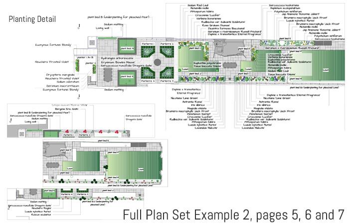 Full Plan Set